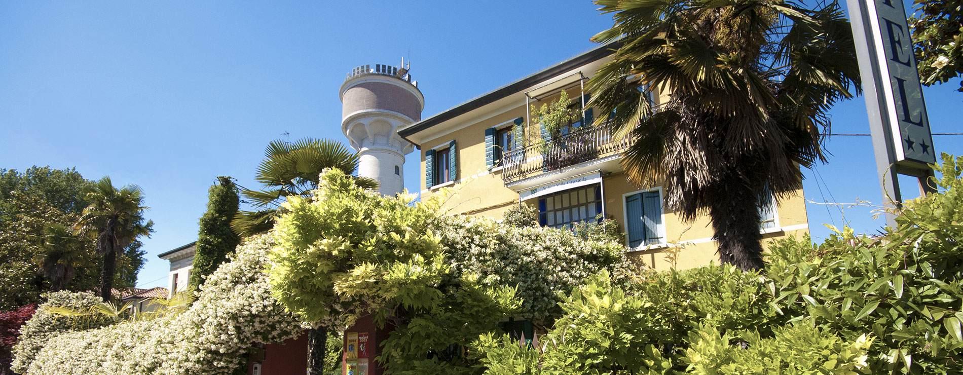 H tel pas cher pr s de venise villa graziella site officiel for Site hotel pas cher